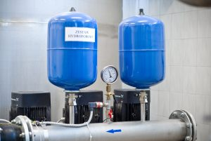 zbiorniki przeponowe zestawu hydroforowego