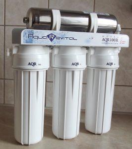 zestaw filtrów domowych aqua revital