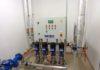 zestaw hydroforowy zastosowany w budynku wielorodzinnym