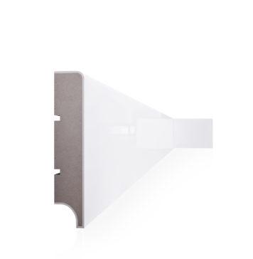 Listwy przypodłogowe białe - elegancja w prostocie